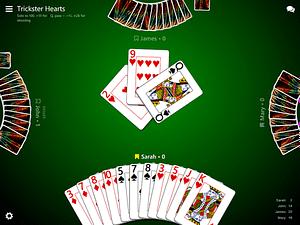 trickster cards